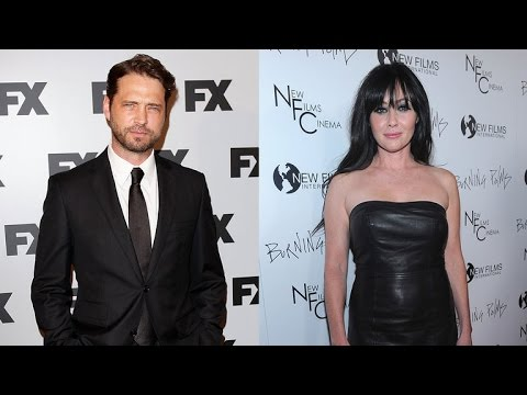 EXCLUSIVE: Jason Priestley Sends Heartfelt Well Wishes to Shannen Doherty: 'She's a Tough Fighter'