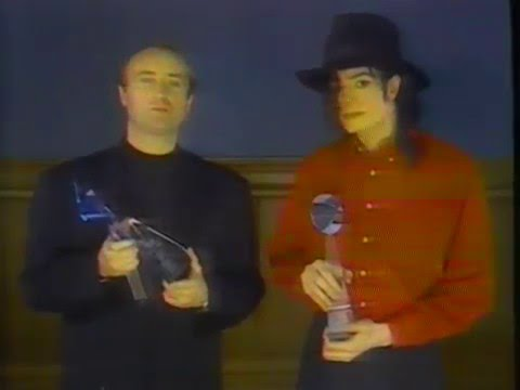 Michael Jackson 1992 Lifetime Achievement Award