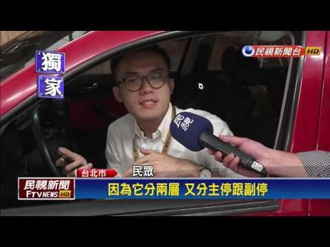 台北市府前停車場髒亂  淪為大型垃圾場-民視新聞