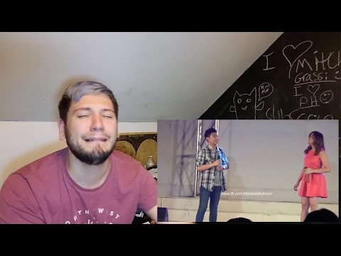 Flashlight - Morissette Amon & Darren Espanto (REACTION)
