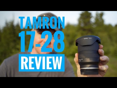 Tamron 17-28mm f2.8 for Sony Review
