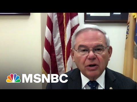 Sen. Menendez: Need To Do More Than Bloody Putin's Nose 'You Need To Break It'