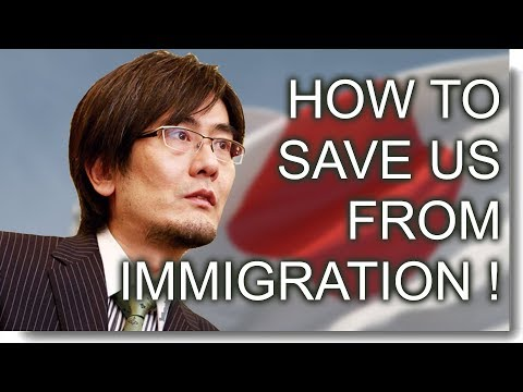 Japan's Top Economist - Sweden Was Ruined By Immigrants (And How To Save Her)
