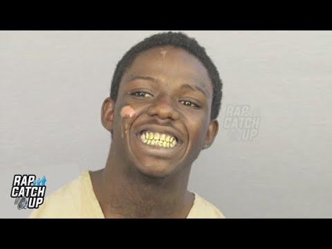 Kodak Black Affiliate Jackboy Arrested on Multiple Charges