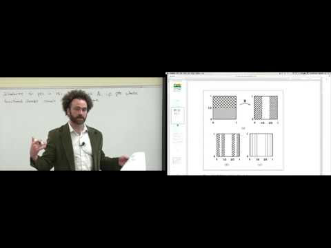 Lecture 23: Horseshoe map & chaotic mixing