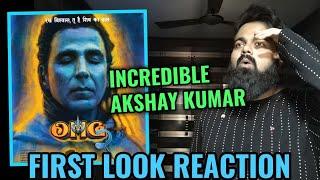 AKSHAY KUMAR'S OMG2 FIRST LOOK POSTER REVEALED | SHOCKING REACTION