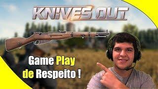 Knives Out Jogando com a Nova Sniper !