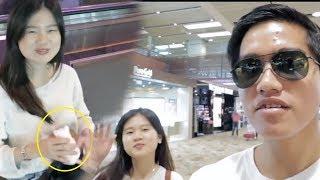 Ikut Kaesang Pulang ke Solo, Felicia Bawa Barang Aneh di Tas