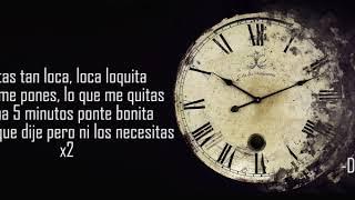 Charles Ans + Kaeve (M2H) - Olvidemos El Reloj LETRA