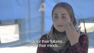 Why I fled Syria in search of a better life for my children | UNICEF