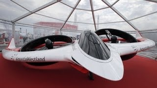 Planes of the future on display at Paris Air Show 2013