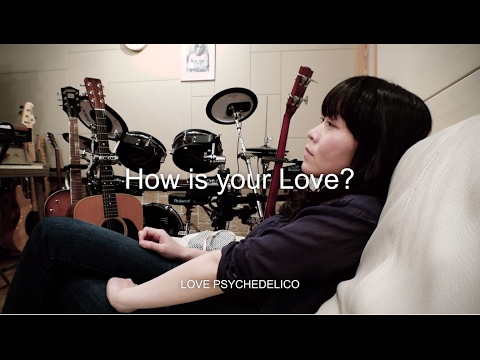 LOVE PSYCHEDELICOHow is your Love LIVE&NEW ALBUM Trailer