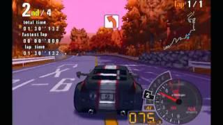 [PS2] Auto Modellista - Akagi Downhill (Nissan 350z)