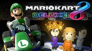 Globale Rennen mit maudado! | Mario Kart 8 Deluxe