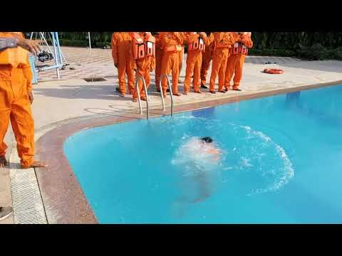 How To Swim Using Life Jacket?