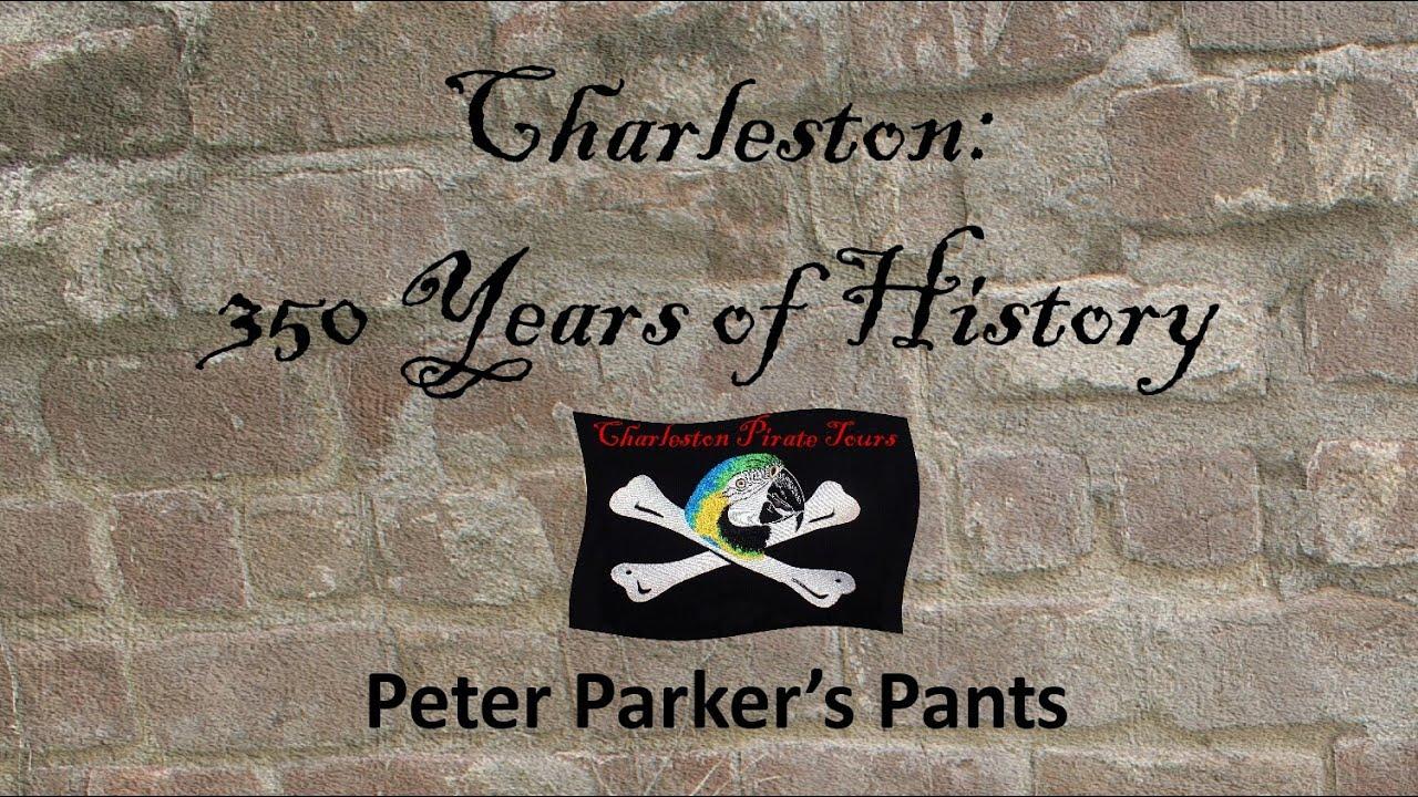 Peter Parker's Pants