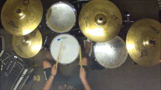 Queens of the Stone Age - Song for the Dead (drum cover)