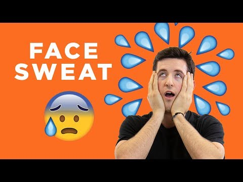 Everything You Need To Know About Face Sweat Carpe Sweat Series Episode #6
