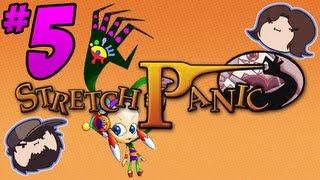 Stretch Panic: Pinch Damage - PART 5 - Game Grumps