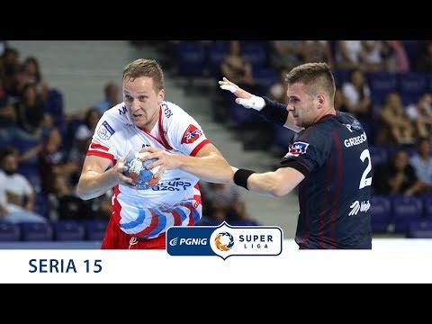 15 seria Superliga AZOTY PUŁAWY / SANDRA SPA POGOŃ SZCZECIN