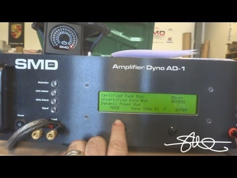 SMD Amp Dyno (AD-1)