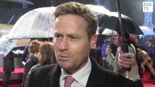 A Good Day To Die Hard UK Premiere Interviews