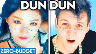 K-POP WITH ZERO BUDGET! (EVERGLOW - 'DUN DUN' PARODY)