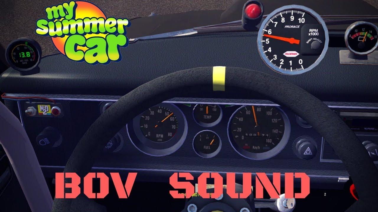 Bovsound Bypass Valve New Shift Sound My Summer Car 64 Mod