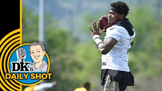 DK's Daily Shot of Steelers: OK, Dwayne Haskins, let's see what you've got