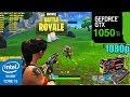Fortnite Battle Royale : GTX 1050TI 4GB | Streamers Settings | 1080p