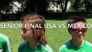 Hansa Soccer Camp Week 1 World Cup Finals 2016
