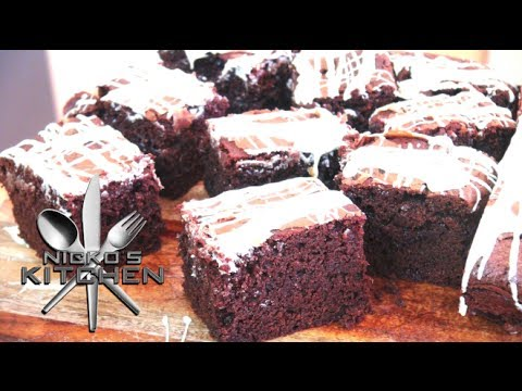 Double Chocolate Brownies - Video Recipes
