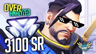 Overwatch Coaching - THE HANZO 5 STACK?! [OverAnalyzed]