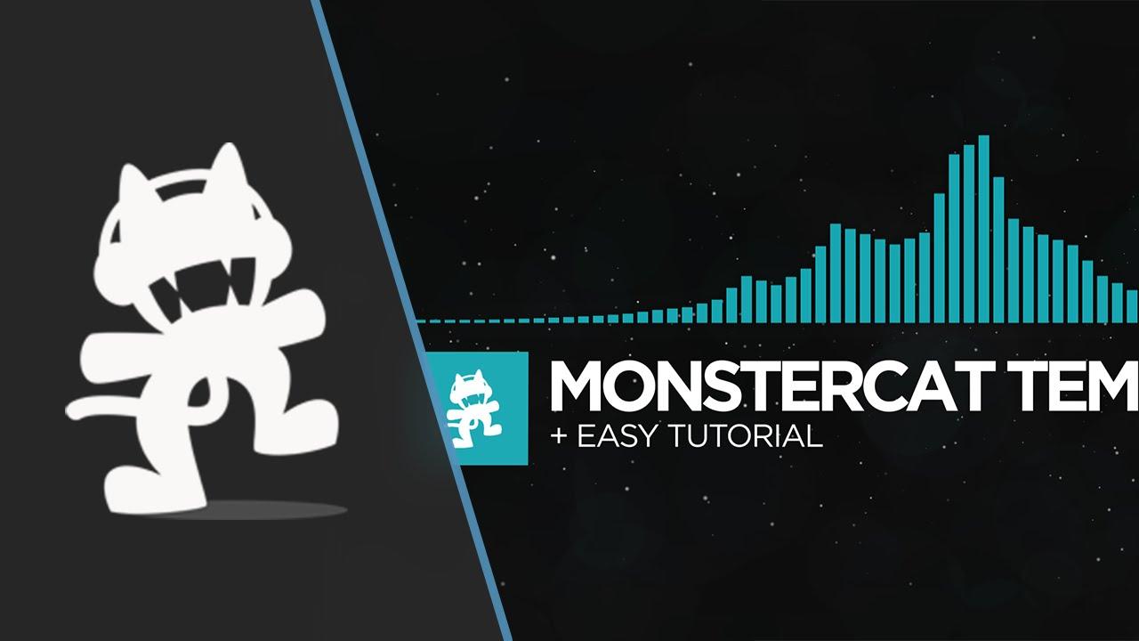 New Monstercat Template Tutorial