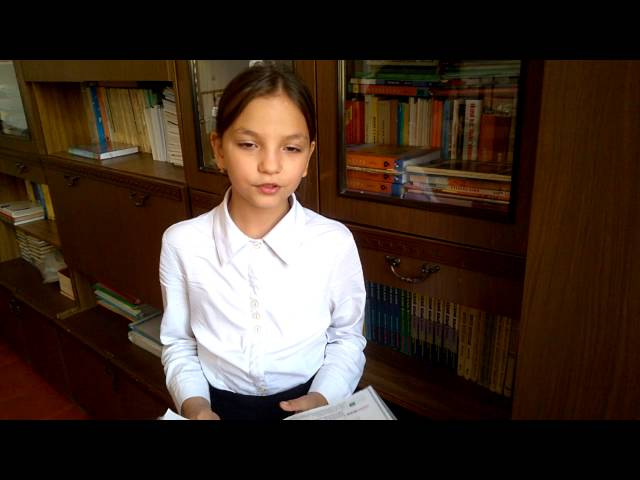 Екатерина Соколенко читает произведение «Костер» (Бунин Иван Алексеевич)