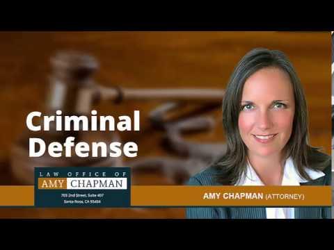 When Is Formal Probation Applied In Criminal Cases In Santa Rosa, California?   (707) 232-5566