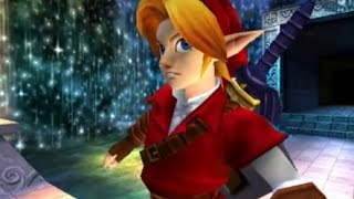 The Legend of Zelda: Ocarina of Time 3D 100% Walkthrough Part 13 - Ice Cavern / Iron Boots