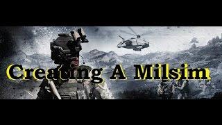 خلق المعركة Milsim (دوك المحادثات #5)