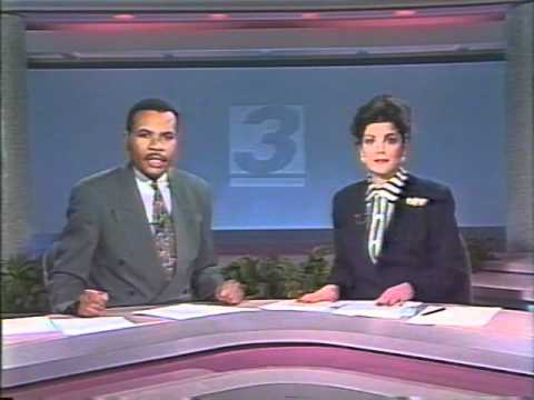 WKYC Channel 3 News - Sunday, Feb 28, 1993 (Part 1 of 2)