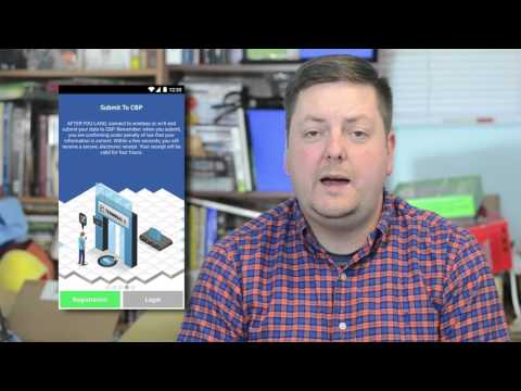 Mobile Passport - Apps With Mark Russell