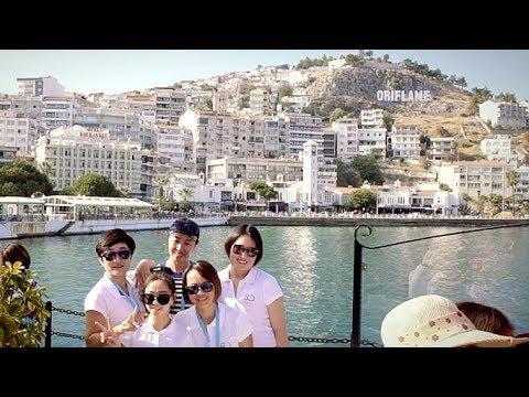 50th Anniversary Cruise – Kusadasi & Ephesus | Oriflame Cosmetics