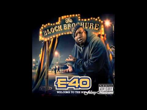 E-40 - Wasted [CLEAN/HD] [INTRO]