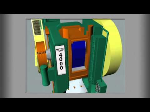 Mechanical Forging Press | Erie Press Systems