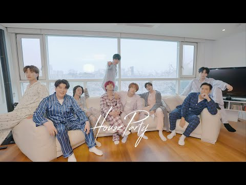 SUPER JUNIOR 슈퍼주니어 'House Party' Special Video - House ver.