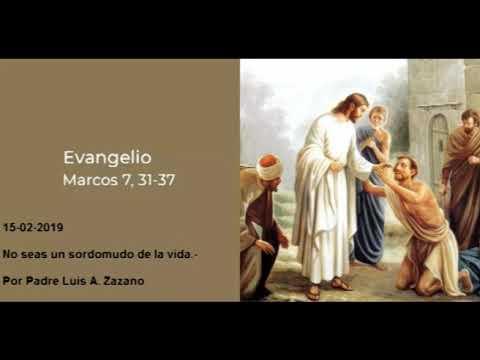 Evangelio del Día Viernes 15 de Febrero - Palabra de Fe