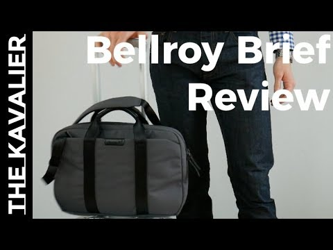 """First Look: The Bellroy Laptop Brief 13"""" 