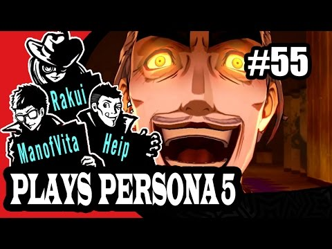 The LOL✩Gang plays Persona 5 (Part 55) – The Gaudy Art Fraud
