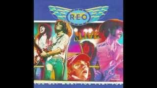 R.E.O Speedwagon - (157 Riverside Avenue ) Old School - What no video, wtf !!  Old School guys.