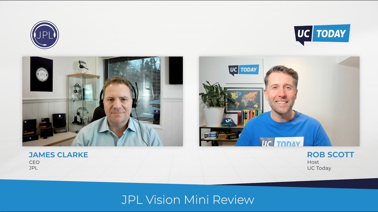 JPL Vision Mini Review - a HD Webcam for the Future of (Home)Work - UC Today