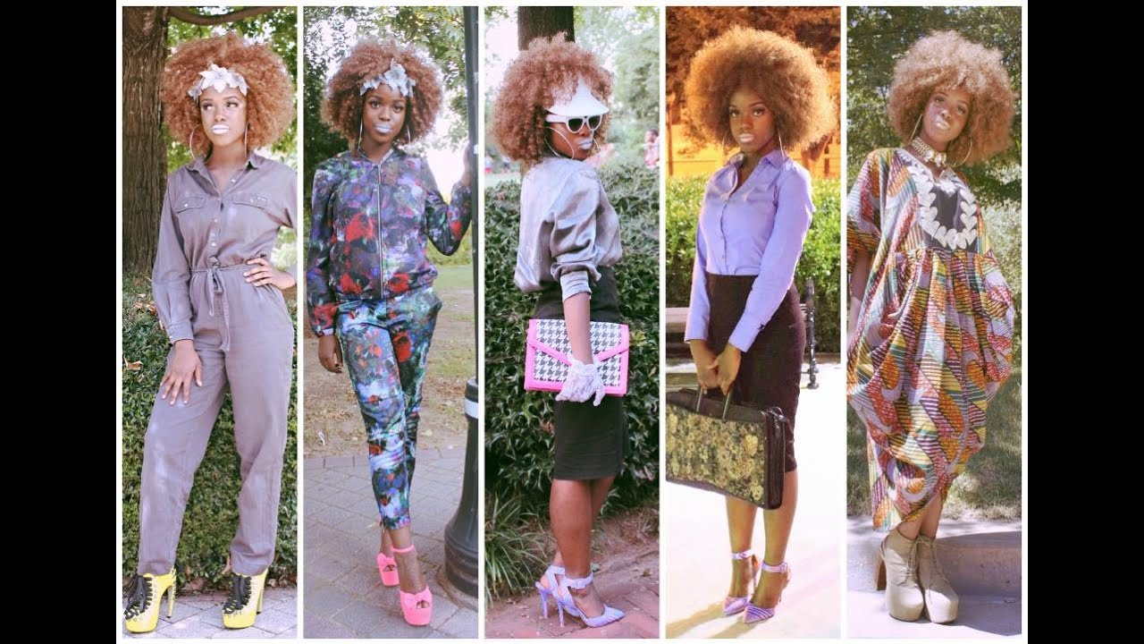 College Fashion Lookbook  My First Week Of School Outfits At Spelman     College Fashion Lookbook  My First Week Of School Outfits At Spelman College    YouTube